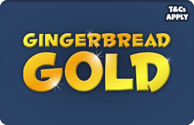 Gingerbread Gold